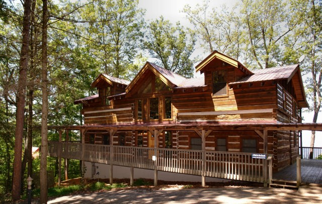cabins in gatlinburg