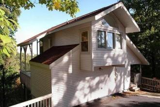 Gatlinburg cabin - Heaven Sent   Diamond Mountain Rentals